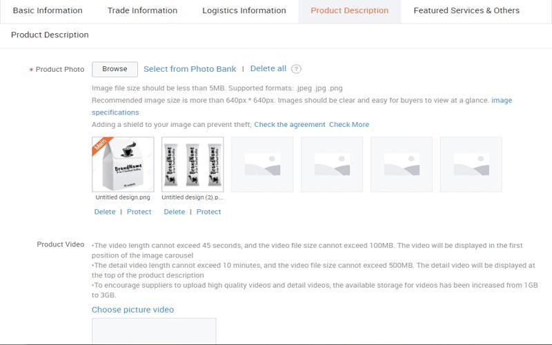 Đăng hình ảnh, video mô tả sản phẩm mà bạn đăng bán